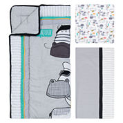Trend Lab Na 4-pc. Modern Crib Bedding Set