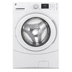 GE® ENERGY STAR®  4.3 DOE cu. ft. Capacity Front-Load Washer