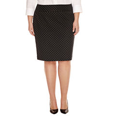 Liz Claiborne Pencil Skirt Plus