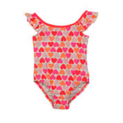 Carter's Girls One Piece+Cover-Ups-Baby