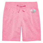 Xersion Knit Bermuda Shorts - Preschool Girls