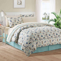 Avondale Manor Bayshore 8Pc Complete Bedding Set With Sheets