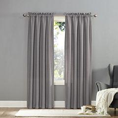 Orsay Rod-Pocket Curtain Panel