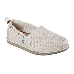 Skechers® Bobs Stitch N Time Slip-On Shoes