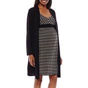 Spencer Maternity Nursing Chemise and Robe Set