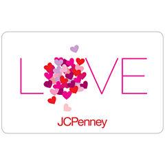$25 Love Hearts Gift Card