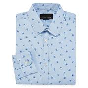 Van Heusen Print Dress Shirt - Boys 8-20