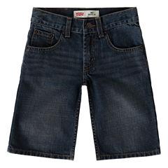 Levi's Boys 505 Denim Shorts - Preschool 4-7X