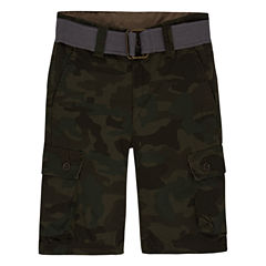 Levi's Knit Cargo Shorts - Toddler Boys