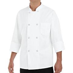 Chef Designs® Long-Sleeve Chef Coat