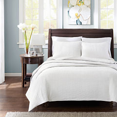 Madison Park Jaxson Coverlet Set