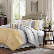Madison Park Selma 7-Pc. Comforter Set