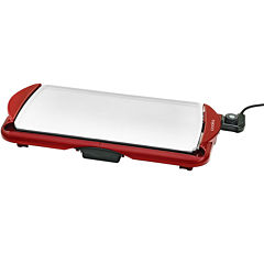 Cooks 10x19in Electric Ceramic Griddle