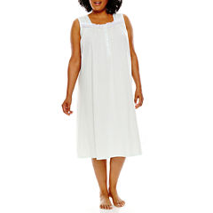 Earth Angels® Sleeveless Ballet Nightgown - Plus