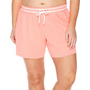 City Streets® Bermuda Shorts - Juniors Plus