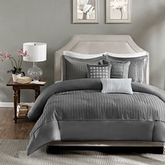 Madison Park Curtis 6-pc. Duvet Set