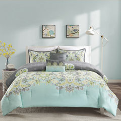 Intelligent Design Jade Comforter Set