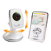 Summer Infant® Baby Zoom™ WiFi Video Monitor & Internet Viewing System