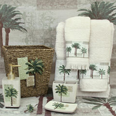 Bacova Citrus Palm Bath Collection