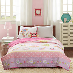 Mi Zone Beaked Betty Coverlet Set