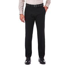 Haggar® Premium No Iron Slim-Fit Flat-Front Khakis