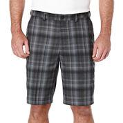 PGA TOUR® Plaid Performance Shorts