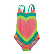 Carter's Girls One Piece Swimsuit - Baby