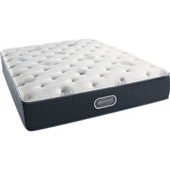 Simmons Beautyrest Silver® Snowhaven Plush - Mattress Only