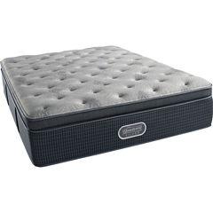 Simmons Beautyrest Silver® Emory Hope Pillowtop Plush - Mattress Only