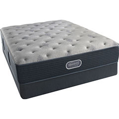 Simmons Beautyrest Silver® Emory Hope Luxury Plush - Mattress + Box Springs