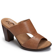 A2 by Aerosoles Yosemite Womens Heeled Sandals