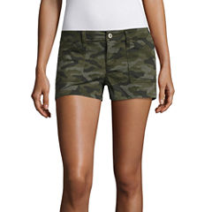 Arizona Camo Shorts-Juniors