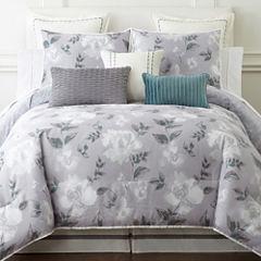 Liz Claiborne Magnolia 4-pc. Comforter Set