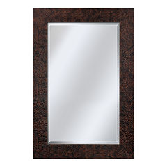 Hammered Wall Mirror