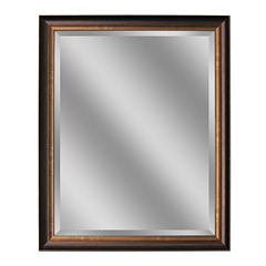 Oil Rubbed Bronze Wall Mirror