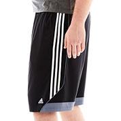 adidas® 3G Shorts - Big & Tall