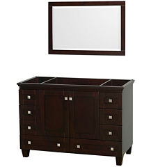 Wyndham Collection Acclaim 48 inch Single BathroomVanity