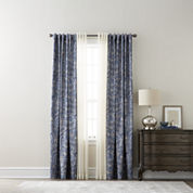 Royal Velvet Florence & JCPenney Home Batiste Sheer Curtain Panels