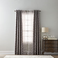 Royal Velvet Plaza Embroidery Window Treatments