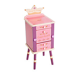 Levels of Discovery® Princess Jewelry Cabinet