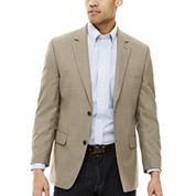 IZOD® Sand Neat Classic-Fit Sportcoat