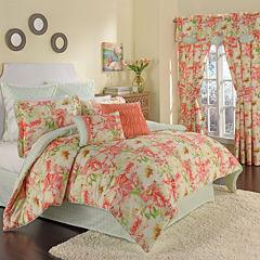 Waverly® Fresh Picked Reversible 4-pc. Comforter Set