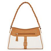 Rosetti® Braidy Bunch Small Hobo Bag