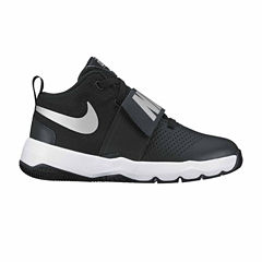 Nike Team Hustle D 8 Boys Basketball Shoes - Big Kids