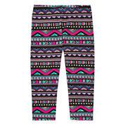 Total Girl Knit Capris - Big Kid