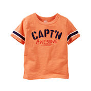 Oshkosh Short Sleeve T-Shirt-Toddler Boys