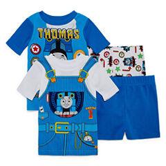 4-pc. Thomas and Friends Kids Pajama Set Boys
