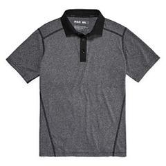 MSX By Michael Strahan Short Sleeve Polo Shirt-Big Kid Boys