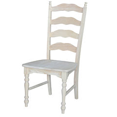 Maine Ladderback 2-pc. Side Chair