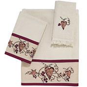 Avanti® Hearts & Stars Bath Towel Collection